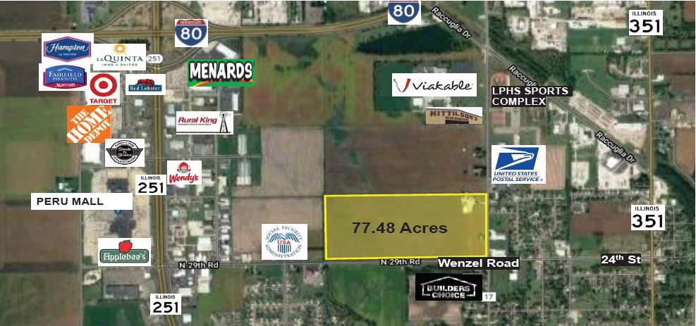 LaSalle Land - 77.48 Acres