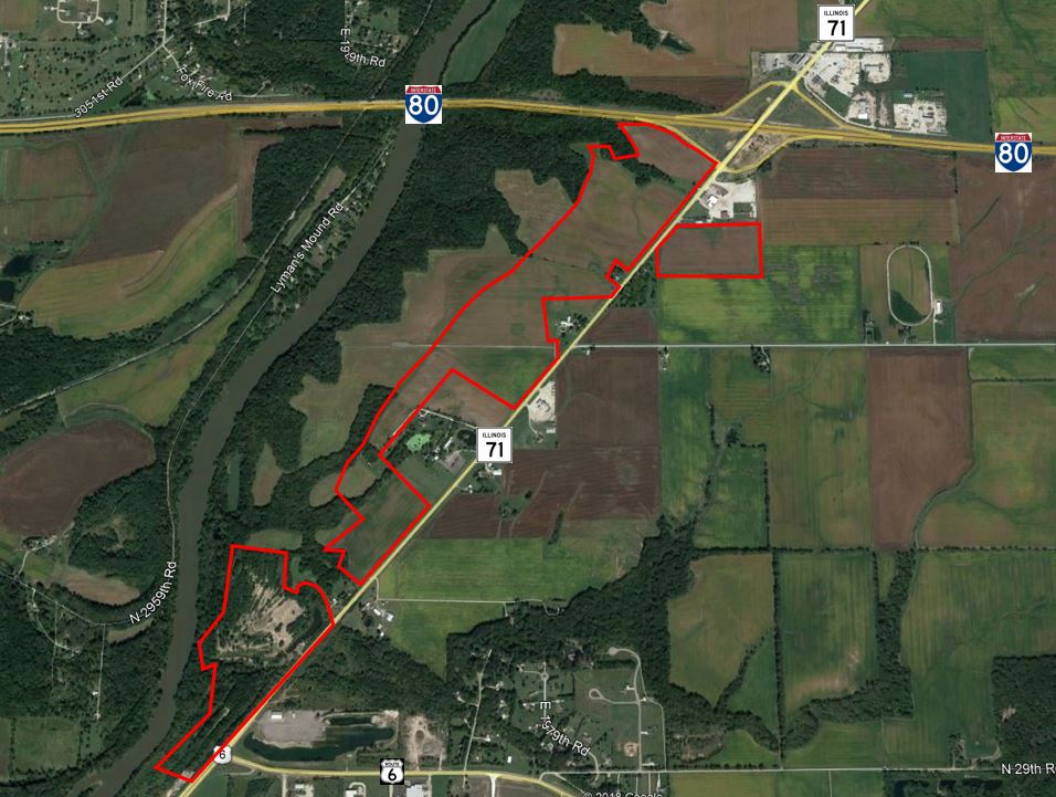 197+/- Acres On Route 71