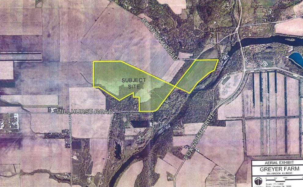 Plano Farmland