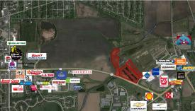 Montgomery Multifamily Development Land