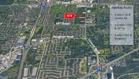 14+/- Acres - Woodridge, IL