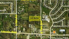 Frankfort Square - 4.3 Acres
